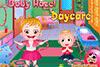 Bébé Hazel et Matt à la halte-garderie