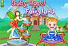 Bébé Hazel au pays des fées