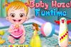 Nounou de bébé Hazel
