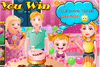 Bébé Hazel et la fête des mères