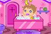 Salle de bain de bébé à décorer