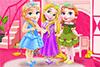 Range une chambre de princesse
