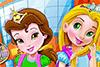 2 princesses à l'école