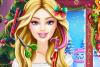 Barbie Coiffure de Noël