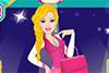 Robe colorée pour Barbie