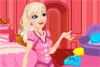 Barbie invitée à une soirée