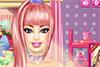 Des soins du visage pour Barbie