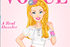 Barbie en couverture de magazine