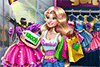 Du shopping avec Barbie