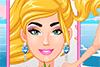 Maquillage d'été pour Charline