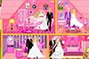 Maison de jeunes mariés à décorer