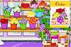 Vendeuse de fleurs