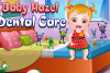Bébé Hazel chez le Dentiste