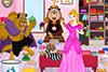 Range la chambre d'une princesse
