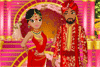Mariage à la mode indienne
