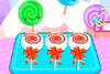 Lollipops aux oréos
