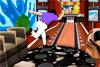 Décore une piste de bowling