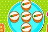 Cupcakes à la carotte