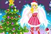 Ange de Noël à habiller