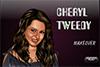 Maquillage en ligne de Cheryl Cole