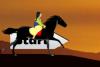 Course à cheval