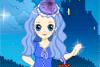 Habille une princesse chibi