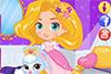 Princesse Elyne à habiller