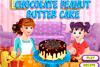 Gâteau au chocolat et beurre de cacahuète