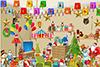 Objets de Noël à retrouver