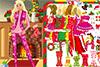 Barbie de Noël
