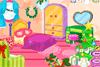 Chambre à décorer pour Noël