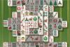 Jeu de mahjong de Noël