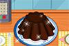 Faire un flan au chocolat