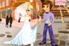Mariage à la fête foraine