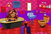 Décore la salle de bain de Clawdeen Wolf