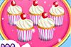 Fait des cupcakes au chocolat