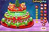 Gâteau du réveillon