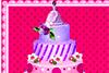 Gâteau à étages à décorer