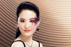 Cours de maquillage avec Crystal Liu