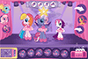 Gala de danse des petits poneys