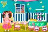 La maison de Daria à décorer