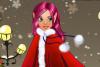 Jolie elfe de Noël