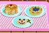 Pancakes décorés