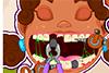 Dents de Lydia à soigner