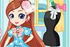 Designer de robes manga