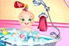 Le bain de Rosie