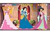 Nouveaux looks pour 3 princesses