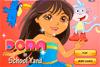 Dora à l'école