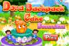 Gâteau Sac à dos de Dora à décorer