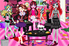 Range le salon des Monster High